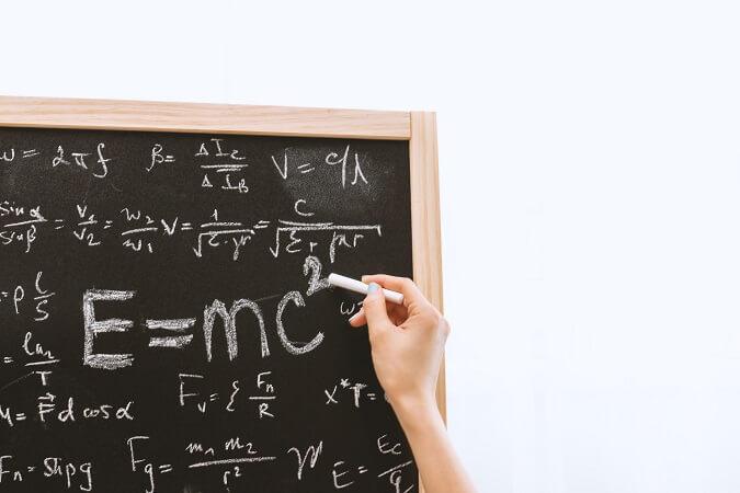 Tente entender o sentido das fórmulas.